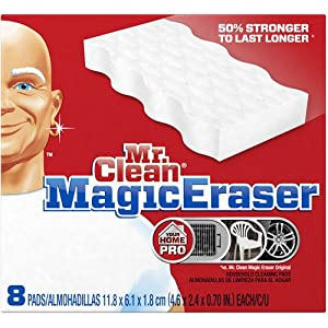 Mr. Clean HomePro Extra Power Magic Eraser, 8 Count Box