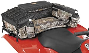QuadBoss Zipper-Less Large Bag With Cover - Realtree AP QB2PBC-AP by Quadboss
