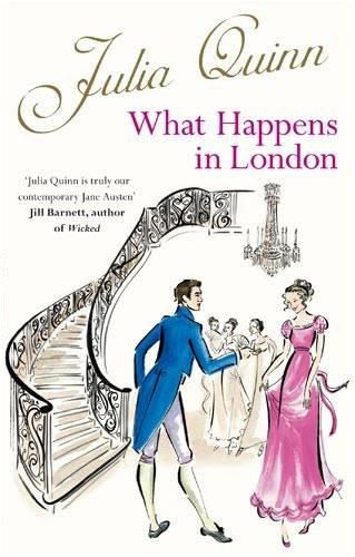 """Julia Quinn, la reine de la """"Regency Romance"""" ? 51JsN1IdcFL"""