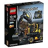 Platz 3: LEGO Technic 42053 - Volvo EW160E