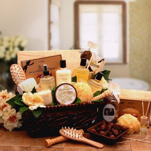 Deluxe Spa Relaxation Bath and Body Spa Gift for Women - Thank You Gift Idea