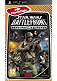 echange, troc Star Wars battlefront renegade squadron - PSP Essentials