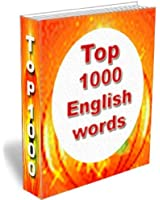 1000 English Words: Top English Words (English Edition)