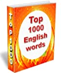 1000 English Words: Top English Words...