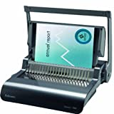 Fellowes Binding Machine Quasar+ 500 Comb with Starter Kit...