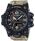 [カシオ]CASIO 腕時計 G-SHOCK Master in Desert Camouflage マッドマスター 世界6局対応電波ソーラー GWG-1000DC-1A5JF メンズ