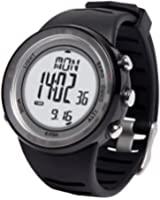 EZON hiking mountain climbing outdoor sport watch -H009A15 Black