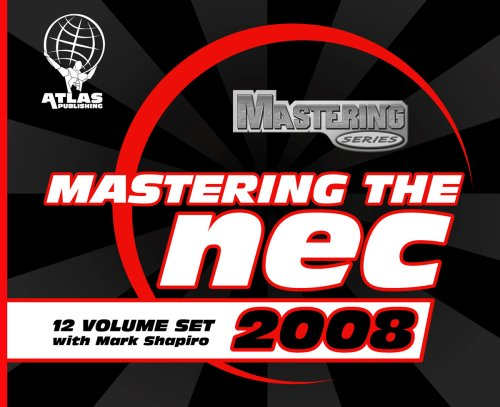 Mastering the NEC 2008 12 vol. DVD Set - Atlas Productions - WM-DVD46-08 - ISBN: B000Y122L0 - ISBN-13: 0826081800021