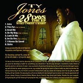 Amazon.com: On My Way (feat. Lil Beezy): Ty Jones: MP3 Downloads