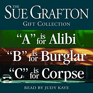Sue Grafton ABC Gift Collection: