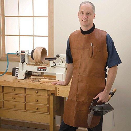 Woodturner ins Leather Apron