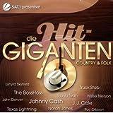 """Die Hit Giganten-Country & Folkvon """"Various"""""""