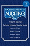 img - for Montgomery Auditing Continuing Professional Education book / textbook / text book