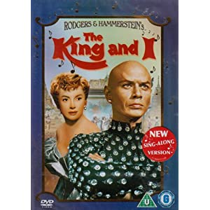 R & H The King And I: Singalong [Import anglais]