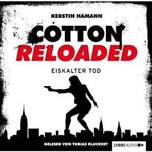 Eiskalter Tod (Cotton Reloaded 20) Hörbuch