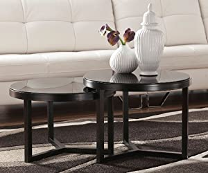 Set of 2 Nesting Cocktail Tables by Ashley Furniture