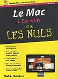 echange, troc Mark L CHAMBERS - Le Mac, L'Essentiel pour les Nuls 3e édition