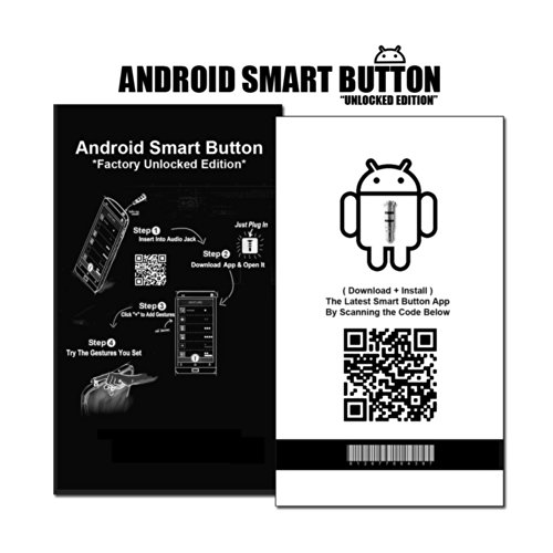 Android Smart Phone Programmable Button (Unlocked Edition)