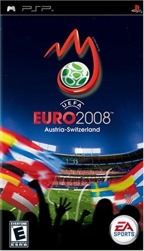 UEFA Euro 2008 - Sony PSP - 1