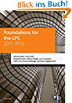 Foundations for the LPC 2015-16 (Blac...