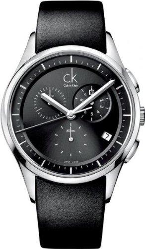 Men's Calvin Klein ck Basic Watch K2A27161