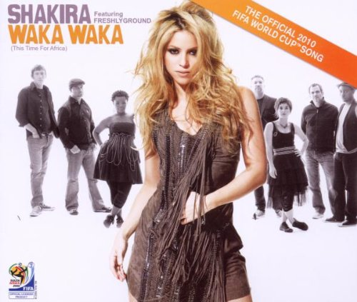 Shakira - Waka Waka (this Time for Africa - Zortam Music