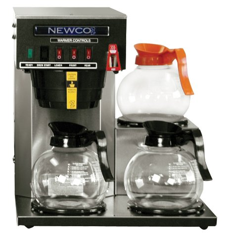 Newco FC-3 Automatic Coffee Brewer Best Coffee Maker Reviews