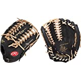 Rawlings Heart of the Hide Dual Core 12.75-inch Outfield Baseball Glove (PRO601DCC) by Rawlings