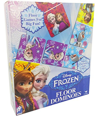 Disney Frozen Floor Dominoes Styles Will Vary
