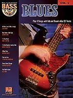 Bass Play-Along Vol.09 Blues + Cd