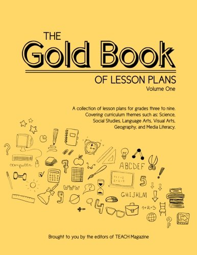 The Gold Book of Lesson Plans, Volume One