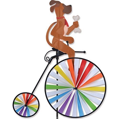 Premier Kites High Wheel Bike Spinner, Dog by Premier Kites günstig online kaufen