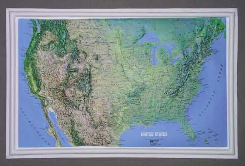 united-states-mainland-only-raised-relief-map-ncr-style-with-black-plastic-frame