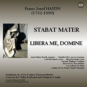 Stabat Mater Libera Me, Domine