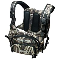 Carry-Lite Turkey Bowhunter All-Around Chest Pack Blind Vest - Water Resistant by MOULTRIE