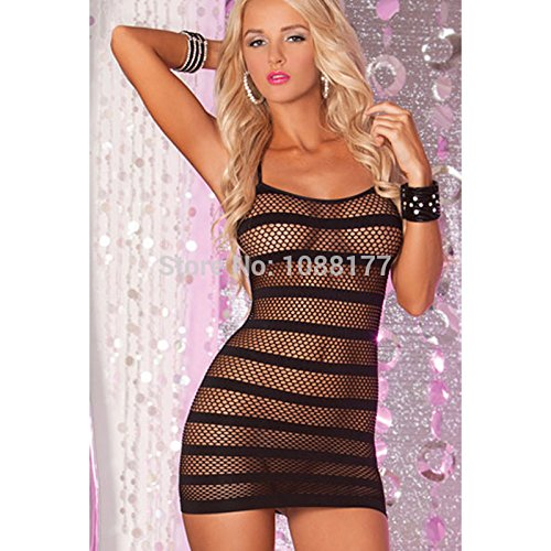 Black Sexy Lingerie Transparent Women Costumes Erotic Dress Sex Baby Doll Alibaba Express Cheap Things Interesting Produtos Shop