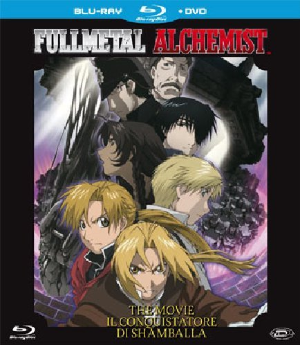 Fullmetal Alchemist The Movie - Il Conquistatore