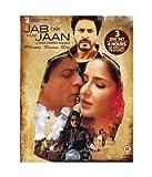 JAB TAK HAI JAAN - BOLLYWOOD 3 DISC ORIGINAL DVD SHAH RUKH KHAN