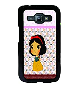 PrintVisa Back Cover for Samsung Galaxy J1 J100F (Multi-coloured)