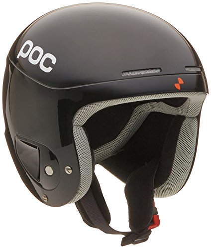 POC, Casco integrale da sci cross Skull X, Nero (black), L (57-58 cm)