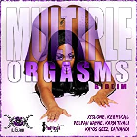 Multiple orgasms sindrome