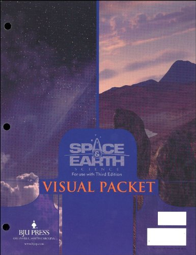 Space and Earth Science Visual Packet 3rd Edition