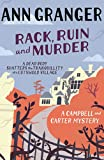 Ann Granger Rack, Ruin and Murder (Campbell and Carter)