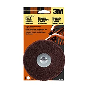 3M Contour Surface Paint and Varnish Remover (9413NA) - Paint