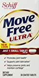 Move Free Ultra Joint Supplement with Collagen and Hyaluronic Acid, 30 Count