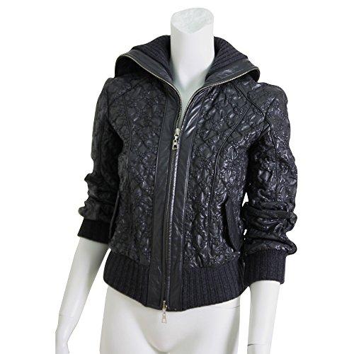 Louis Vuitton Monogram Black lambskin Leather Jacket (Louis Vuitton Clothes compare prices)