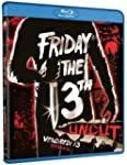 Friday the 13th: Uncut [Blu-ray] [Blu...