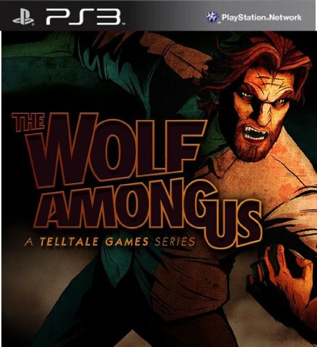 The Wolf Among Us Episode 1: Faith – PS3 [Digital Code] image
