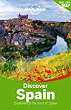 img - for Lonely Planet Discover Spain (Travel Guide) book / textbook / text book