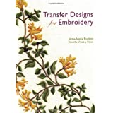Transfer Designs for Embroideryby Anne-Marie Bodson